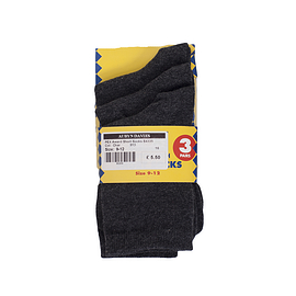 Short Socks Charcoal